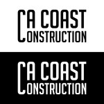 CA Coast Construction Logo - Entry #288