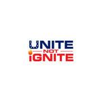 Unite not Ignite Logo - Entry #264