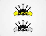 Bhatman Logo - Entry #4