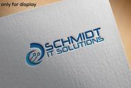 Schmidt IT Solutions Logo - Entry #236