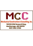 Mechanical Construction & Consulting, Inc. Logo - Entry #174