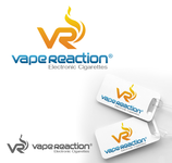 Vape Reaction Logo - Entry #92