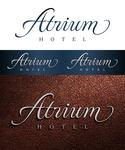 Atrium Hotel Logo - Entry #85
