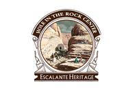 Escalante Heritage/ Hole in the Rock Center Logo - Entry #115