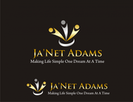 Ja'Net Adams  Logo - Entry #63