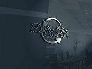 Drifter Chic Boutique Logo - Entry #247