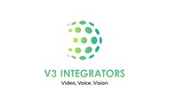 V3 Integrators Logo - Entry #265