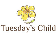 Tuesday's Child Logo - Entry #22