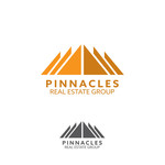 Pinnacles Real Estate Group  Logo - Entry #94