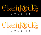 Glamrocks Events needs your design skills! Logo - Entry #72