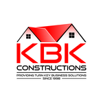KBK constructions Logo - Entry #106