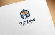 Tuzzins Beach Logo - Entry #3