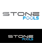 Stone Pools Logo - Entry #5