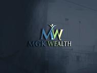 MGK Wealth Logo - Entry #133