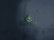 Green Wave Wealth Management Logo - Entry #466