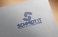 Schmidt IT Solutions Logo - Entry #192