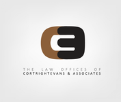 Law Office of Cortright, Evans and Associates Logo - Entry #33