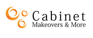 Cabinet Makeovers & More Logo - Entry #106