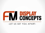 FM Display Concepts Logo - Entry #45