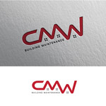 CMW Building Maintenance Logo - Entry #243