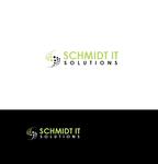 Schmidt IT Solutions Logo - Entry #164