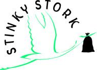 Stinky Stork Logo - Entry #40