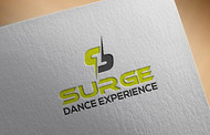 SURGE dance experience Logo - Entry #66
