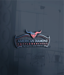American Diamond Cattle Ranchers Logo - Entry #84
