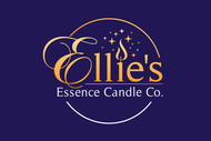 ellie's essence candle co. Logo - Entry #64