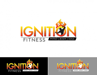 Ignition Fitness Logo - Entry #44