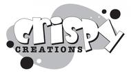 Crispy Creations logo - Entry #38