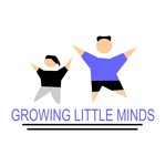 Growing Little Minds Early Learning Center or Growing Little Minds Logo - Entry #55