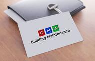 CMW Building Maintenance Logo - Entry #480