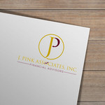 J. Pink Associates, Inc., Financial Advisors Logo - Entry #401