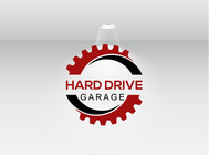 Hard drive garage Logo - Entry #78