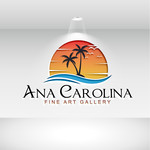 Ana Carolina Fine Art Gallery Logo - Entry #261