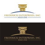 Frederick Enterprises, Inc. Logo - Entry #240