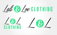 Lali & Loe Clothing Logo - Entry #82