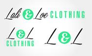 Lali & Loe Clothing Logo - Entry #82