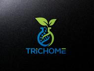 Trichome Logo - Entry #286