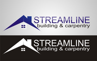 STREAMLINE building & carpentry Logo - Entry #95