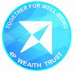4P Wealth Trust Logo - Entry #179