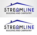 STREAMLINE building & carpentry Logo - Entry #101