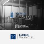"Taurus Financial (or just ""Taurus"") Logo - Entry #309"