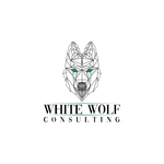 White Wolf Consulting (optional LLC) Logo - Entry #297