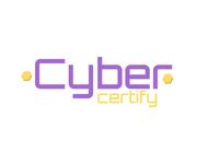 Cyber Certify Logo - Entry #1