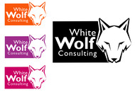 White Wolf Consulting (optional LLC) Logo - Entry #437