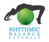 Rhythmic Balance Naturals Logo - Entry #66