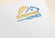 Sunshine Homes Logo - Entry #259