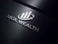 MGK Wealth Logo - Entry #93